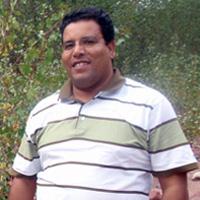 Abderrahim El Hyani<br/>Gérant de Amanvacances, agence de transport touristique à Marrakech